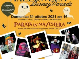 Parata da paura con i cattivi della Disney