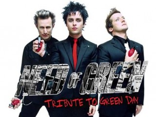 Need Of Green concerto live al Corsaro Rosso