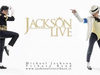 Jackson LIVE – Andrea Imparato Impersonator