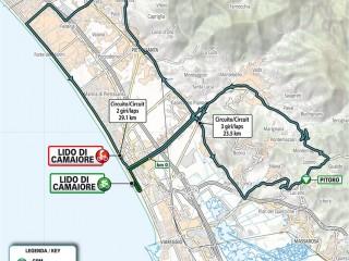 Tirreno - Adriatico | Tappa 1: Lido di Camaiore