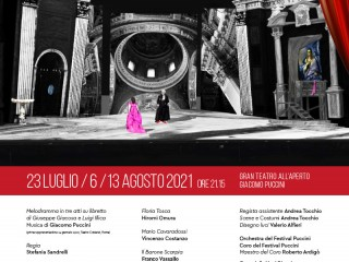 "67° Festival Pucciniano ""Tosca"""