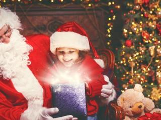 Viviamo Massa: La Casa Di Babbo Natale
