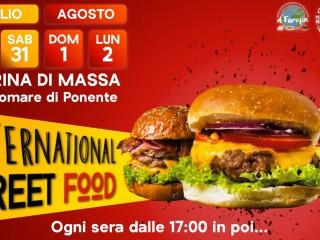 International Street Food Marina di Massa