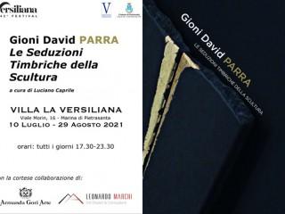 Gioni David Parra – Le seduzioni timbriche della scultura