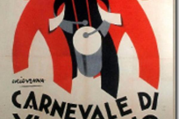 I Manifesti Del Carnevale Di Viareggio