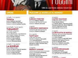 """67° Festival Pucciniano """"Turandot"""""""